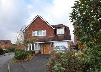 Thumbnail 4 bed detached house for sale in Aris Way, Buckingham