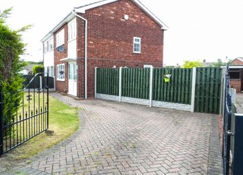 Thumbnail 3 bed semi-detached house for sale in Oakwood Drive, Armthorpe, Doncaster