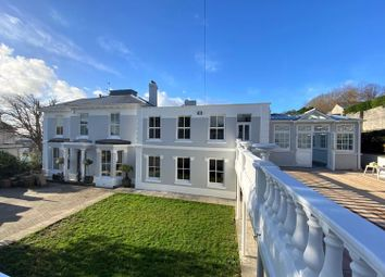 Thumbnail 4 bed semi-detached house for sale in Fernleigh Road, Mannamead, Plymouth