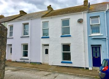 Thumbnail 3 bed terraced house for sale in Falmouth, Cornwall