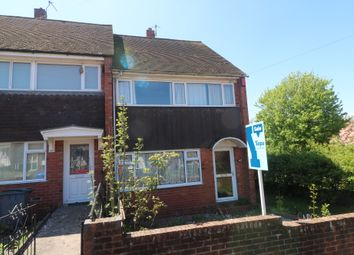 Thumbnail 2 bed terraced house for sale in Uffington Parade, Bentilee, Stoke-On-Trent