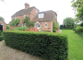 Thumbnail 3 bed semi-detached house to rent in Wilgate Green, Throwley, Faversham