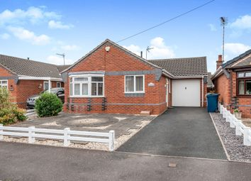 Thumbnail 2 bed detached bungalow for sale in Bramall Lane, Stafford