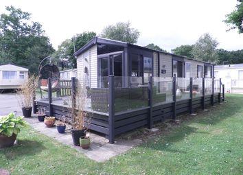 Thumbnail 2 bed lodge for sale in Oakdene Park, St. Leonards, Ringwood
