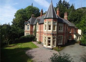 Thumbnail 4 bed semi-detached house for sale in Milford Road, Newtown, Powys