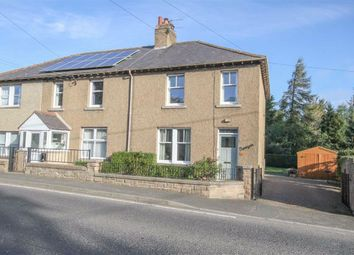 Thumbnail 3 bedroom semi-detached house for sale in Cottage Road, Wooler, Northumberland
