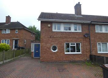 Thumbnail 2 bed end terrace house to rent in Shelfield Road, Kings Heath, Birmingham