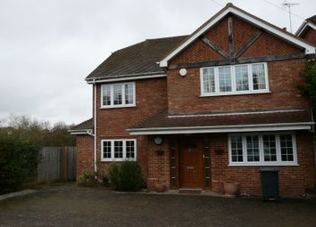 Thumbnail 6 bed detached house to rent in Fuller Road, Rowledge