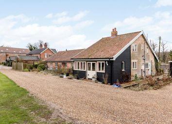 Thumbnail 5 bedroom barn conversion for sale in Kenninghall Road, Garboldisham, Norfolk