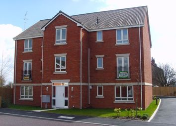 Thumbnail 2 bed flat for sale in Station Close, Radcliffe, Manchester