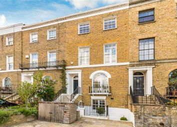 Thumbnail 4 bedroom terraced house for sale in Fulham Road, London