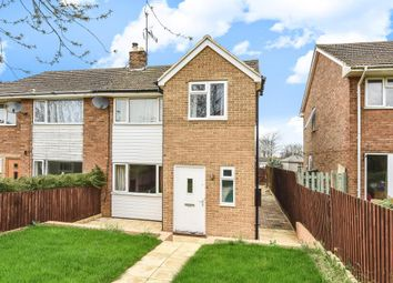 Thumbnail 3 bed semi-detached house for sale in Dashwood Rise, Duns Tew