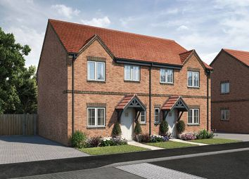 "Thumbnail 2 bed semi-detached house for sale in ""The Guydon Semi-Detached"" at Brunswick Road, Deepcut, Camberley"
