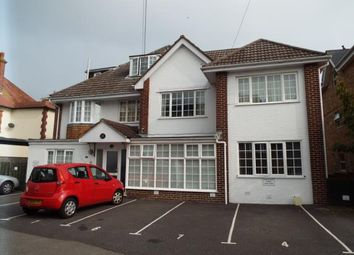 Thumbnail 2 bed flat for sale in 14 Studland Road, Westbourne, Bournemouth
