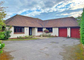 Thumbnail 3 bed bungalow for sale in Fosters Close, East Preston, Littlehampton