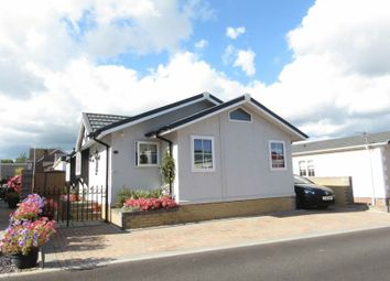 Thumbnail 2 bedroom mobile/park home for sale in Central, Cambrian Residential Park, Cardiff