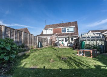 Thumbnail 3 bed semi-detached house for sale in Chosen Way, Hucclecote, Gloucester