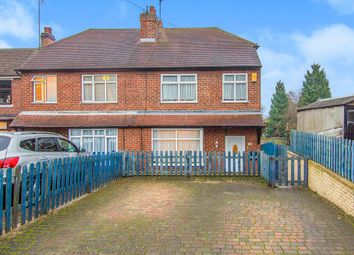 Thumbnail 3 bedroom semi-detached house for sale in The Paddock, Mill Hill Lane, Burton-On-Trent