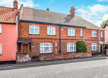 Thumbnail 5 bed terraced house for sale in The Street, Earsham, Bungay