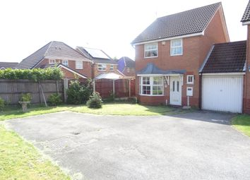 Thumbnail 3 bed link-detached house to rent in Newton Close, Gateford, Worksop