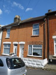 Thumbnail 3 bedroom terraced house to rent in Connaught Road, Chatham