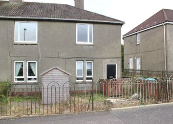 Thumbnail 2 bed flat for sale in High Barrwood Rd, Kilsyth