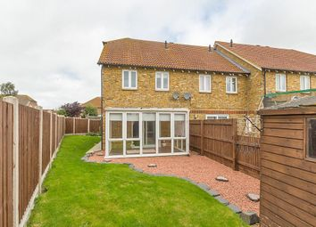 Thumbnail 3 bed end terrace house to rent in The Saltings, Iwade, Sittingbourne