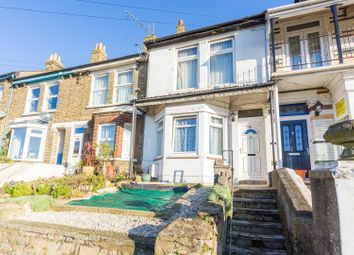 Thumbnail 3 bed terraced house for sale in Heathfield Avenue, Dover