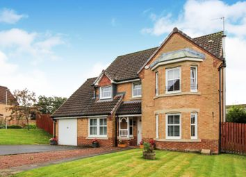 Thumbnail 4 bed detached house for sale in Blackhill Court, Glasgow