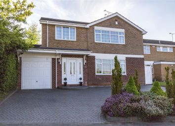 Thumbnail 5 bed detached house for sale in Cotswold Drive, Coventry