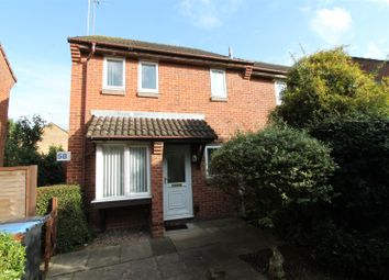 Thumbnail 1 bed end terrace house to rent in Jasmine Gardens, Hatfield
