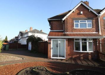 Thumbnail 3 bedroom semi-detached house to rent in Stanley Street, Bloxwich
