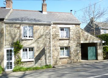 Thumbnail 3 bedroom end terrace house for sale in Tregembo Hill, Relubbus, Penzance