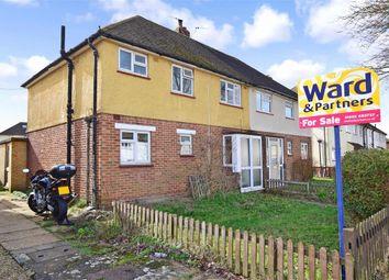 Thumbnail 3 bed semi-detached house for sale in Plains Avenue, Maidstone, Kent