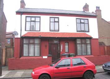 Thumbnail 3 bed detached house for sale in Adelaide Street, Wallasey