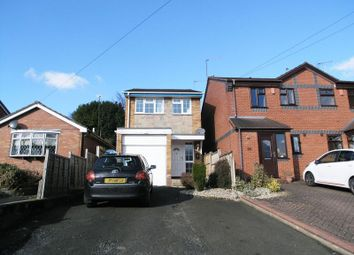 Thumbnail 3 bed detached house for sale in Brierley Hill, Quarry Bank, New Street