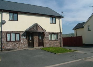 Thumbnail 3 bedroom semi-detached house to rent in Penrhyncoch, Aberystwyth