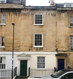 Thumbnail 4 bed terraced house for sale in New King Street, Bath, Somerset