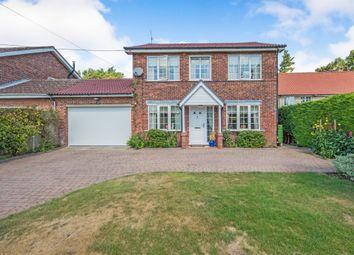 Thumbnail 4 bed detached house for sale in Massingham Road, Weasenham, King's Lynn