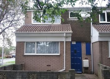 Thumbnail 3 bed terraced house for sale in Wildwood, Telford