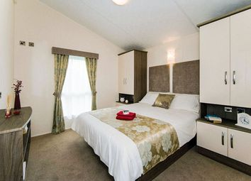 Thumbnail 2 bed lodge for sale in The Hollies, Kessingland, Lowestoft
