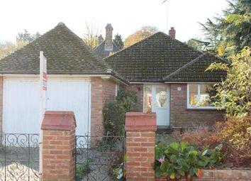 Thumbnail 2 bed bungalow for sale in Pepys Road, Brampton, Huntingdon, Cambridgeshire