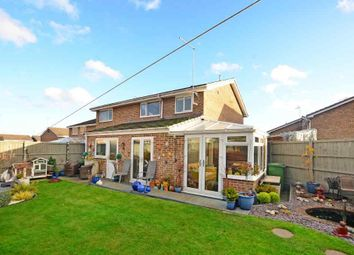 Thumbnail 3 bed semi-detached house for sale in Bowness Close, Dronfield Woodhouse, Dronfield