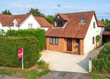 Thumbnail 4 bed detached house for sale in Sadlers Lane, Winnersh, Berkshire