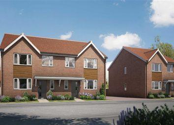 Thumbnail 4 bedroom semi-detached house for sale in Eagle Way, Hampton Centre, Peterborough