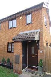 Thumbnail 1 bed terraced house for sale in Wasdale Gardens, Peterborough