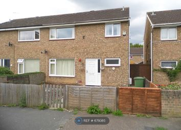 Thumbnail 4 bed terraced house to rent in Reculver Walk, Maidstone