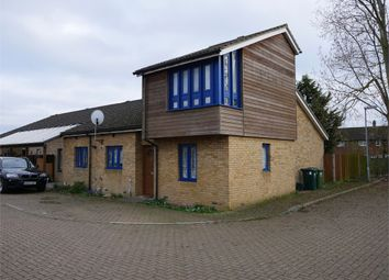 Thumbnail 3 bed end terrace house for sale in Huntley Close, Stanwell, Staines