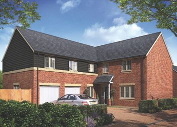 Thumbnail 5 bedroom detached house for sale in (Bourne Bypass Roundabout), West Road, Bourne