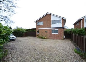 Thumbnail 5 bedroom detached house for sale in Crockhamwell Road, Woodley, Reading